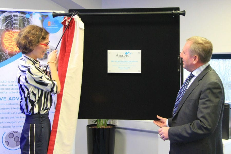Inauguration of AnaBio's Centre of Excellence for Encapsulation Technologies